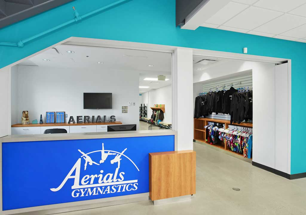Border Paving Athletic Centre - Aerials help desk