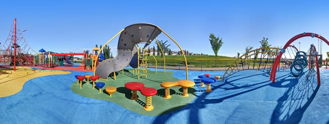 Rotary Playscape