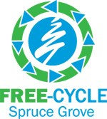 Free-Cycle logo
