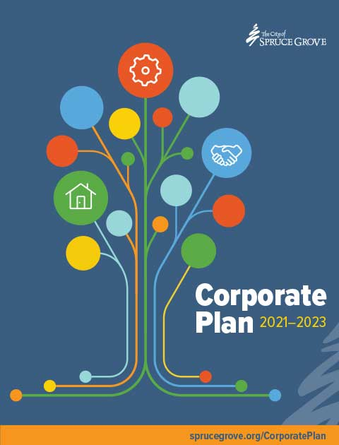 See the 2021-2023 Corporate Plan